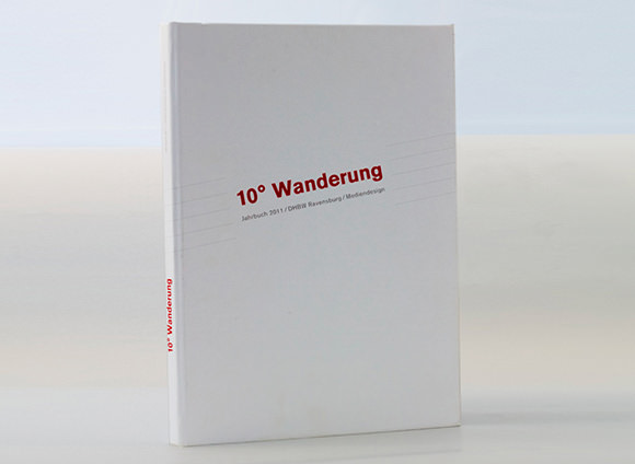 10° Wanderung Cover
